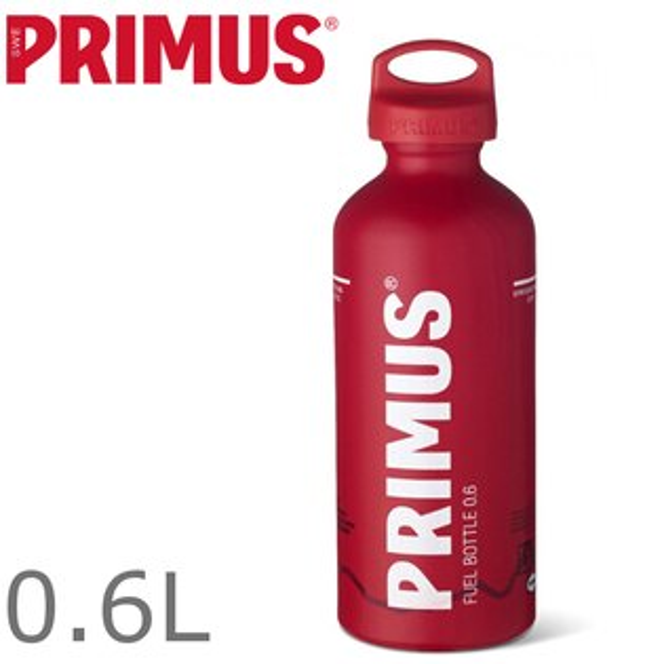 台北山水戶外用品專門店:Primus燃油瓶燃料瓶燃料儲存罐鋁合金油瓶安全瓶蓋FuelBottle0.6L737931紅色