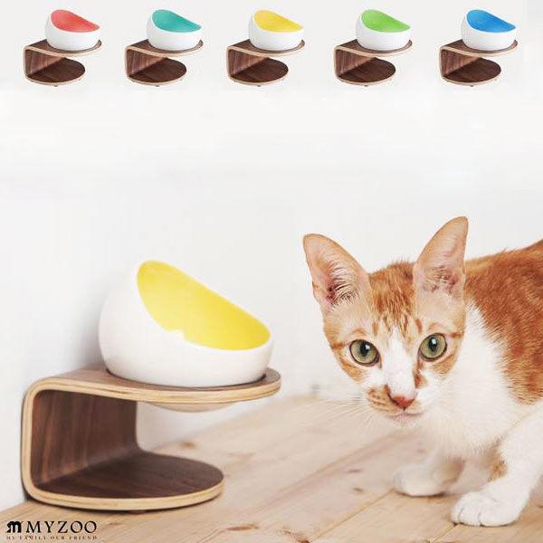 Loxin☆My zoo動物緣 時空膠囊碗(紅外線版)【SK0355】貓籠 貓屋 貓咪窩 床頭櫃 寵物用品