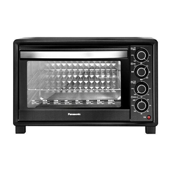 【Panasonic 國際牌】38L雙溫控發酵電烤箱(NB-H3801)
