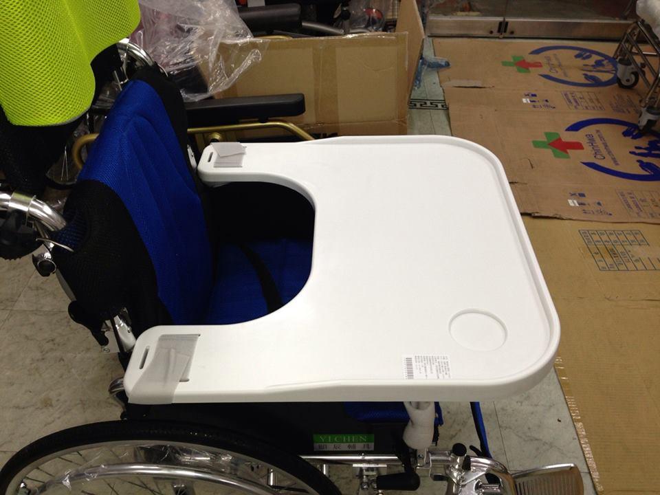 永大醫療~加大型 朔鋼材質輪椅餐桌板 特價450元