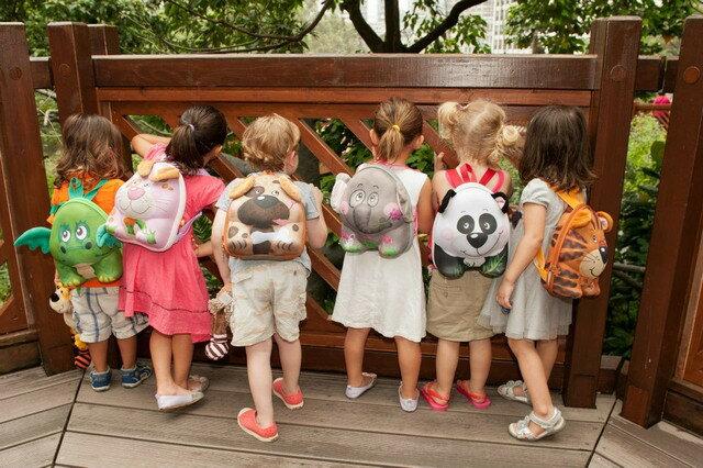 永大醫療~德國品牌OKIEDOG兒童3D立體包包/背包~現貨貓頭鷹特價760元