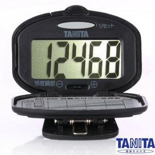 永大醫療~ TANITA 型計步器PD~635 粉紅  黑色  265元