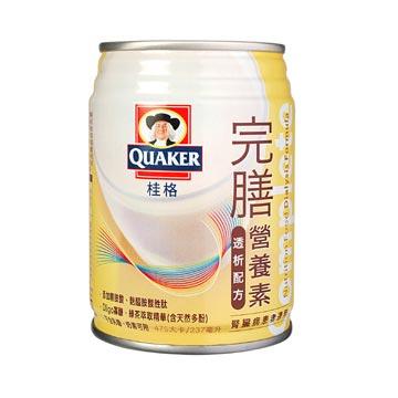 永大醫療~桂格完膳營養素透析配方 (237ml /24入) 每箱特惠價1850元