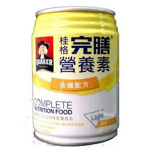 永大醫療~完膳營養素含纖配方 原味 250大卡 / 250 毫升/24入~特價1220元