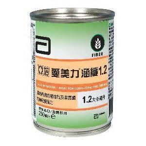 永大醫療~亞培愛美力涵纖1.2公司貨(250mlx24罐)特惠價1025元
