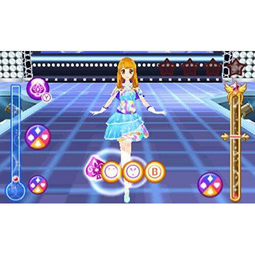 【預購】日本進口限定1個!日版 全新  Aikatsu! 任天堂 偶像學園 365天 3DS N3DS【星野日本玩具】 3