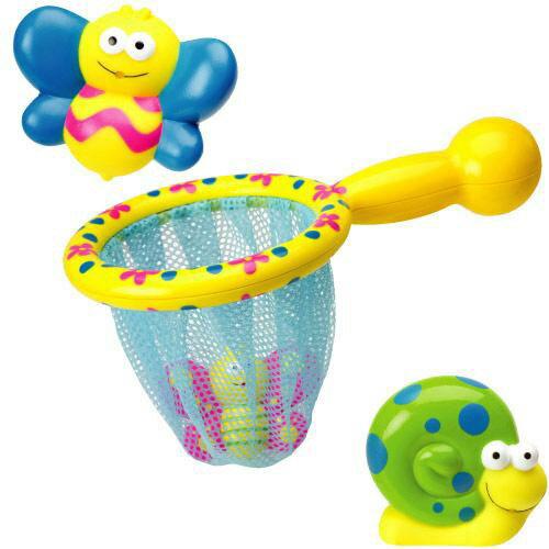 【奇買親子購物網】美國ALEX 洗澡捕蟲組