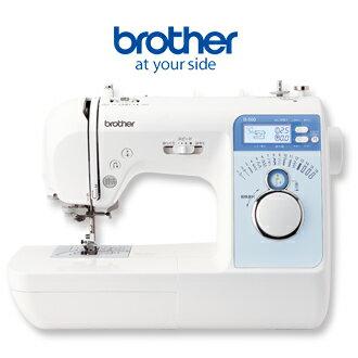 【日本brother】 B-500超級藍星電腦縫紉機