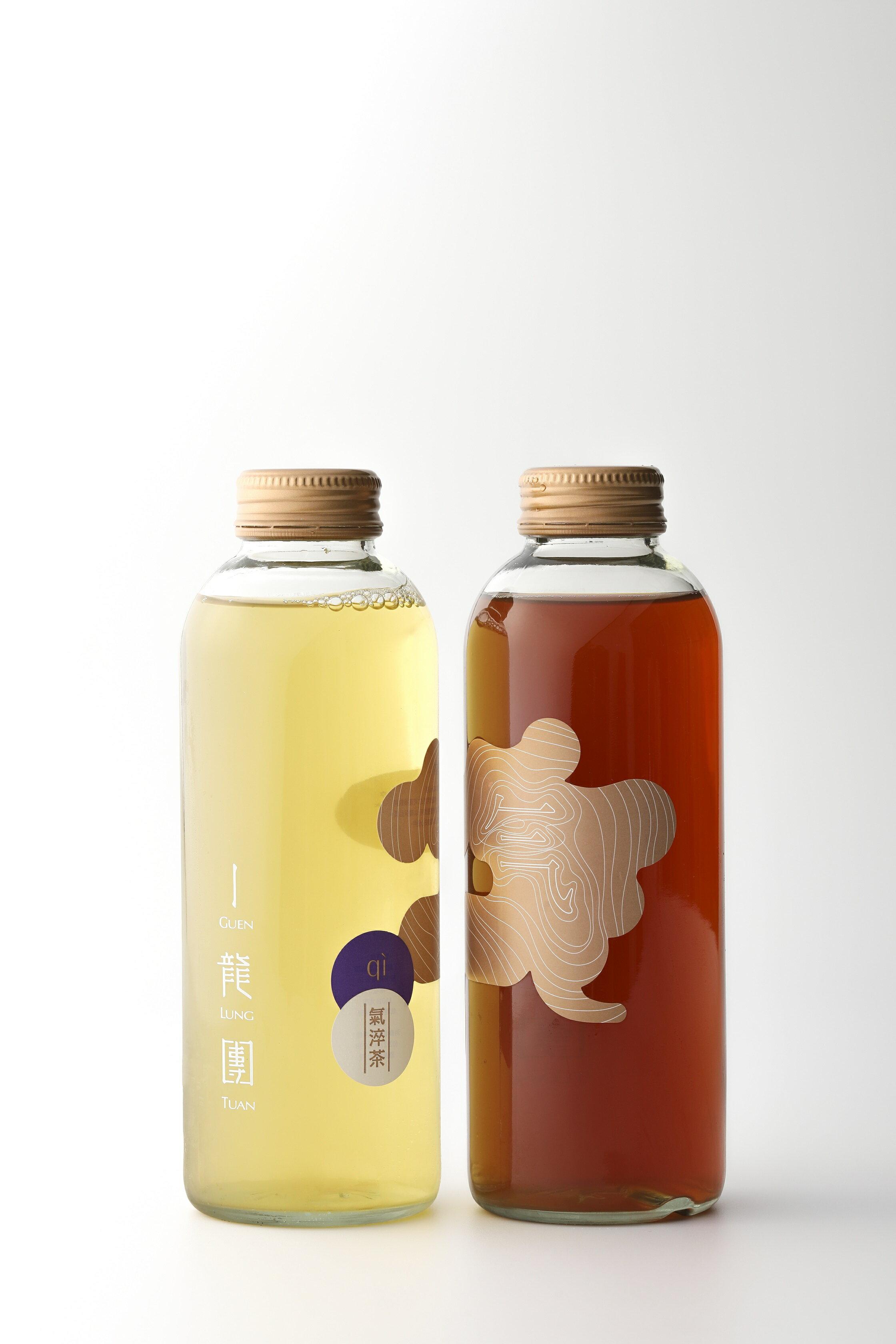 【菁淬茶】凍頂烏龍茶 - 早冬尋露 (500ml / 瓶) /Zao Dong Syun Lu/Dew in Early Winter 1