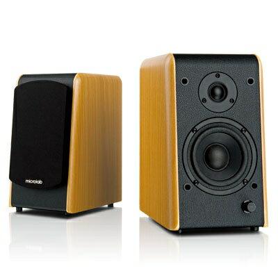 <br/><br/>  Microlab B-77 2.0聲道精緻Hi-Fi立體多媒體喇叭 (木紋色)<br/><br/>