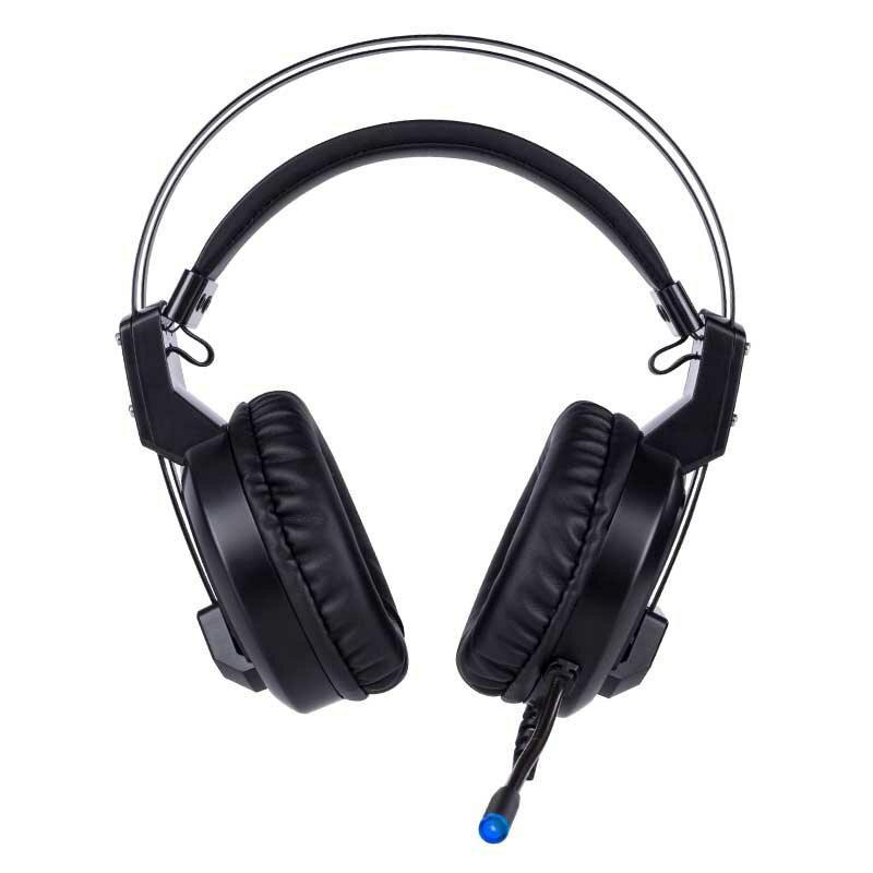 【現貨】【MARVO】 HG9028 電競耳罩式耳機 紅 【迪特軍】