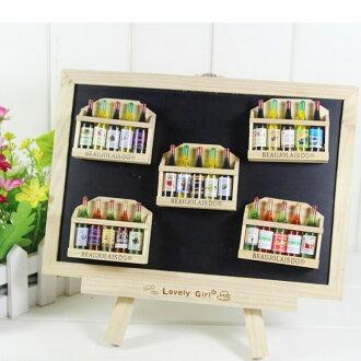 B1095 韓風磁鐵版 留言板 拍照道具小物 野餐箱 婚紗道具 店面擺飾 櫥窗擺飾