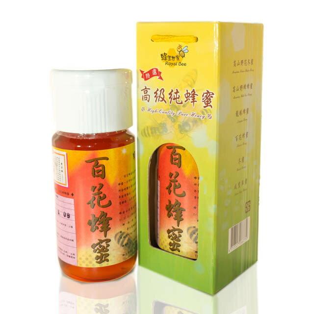 【蜂王世家】台灣百花蜂蜜(800g)