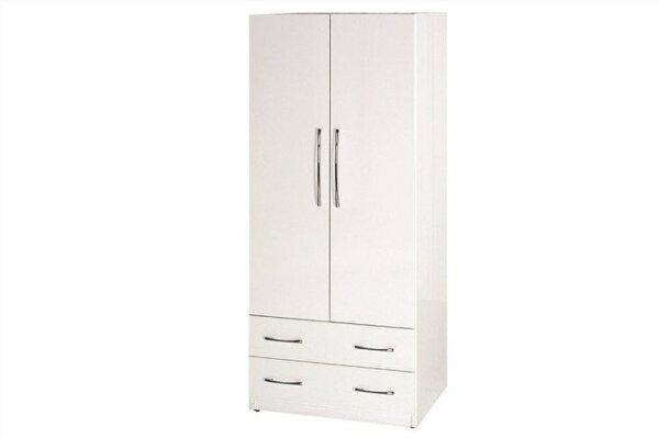 【石川家居】819-03白橡色衣櫥(CT-110)#訂製預購款式#環保塑鋼P無毒防霉易清潔