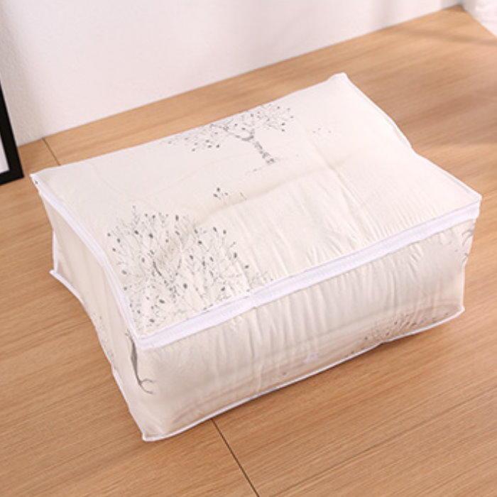 棉被儲存袋(卡通款) PEVA 棉被收納袋 防塵套 防潮收納【DF310】 123便利屋