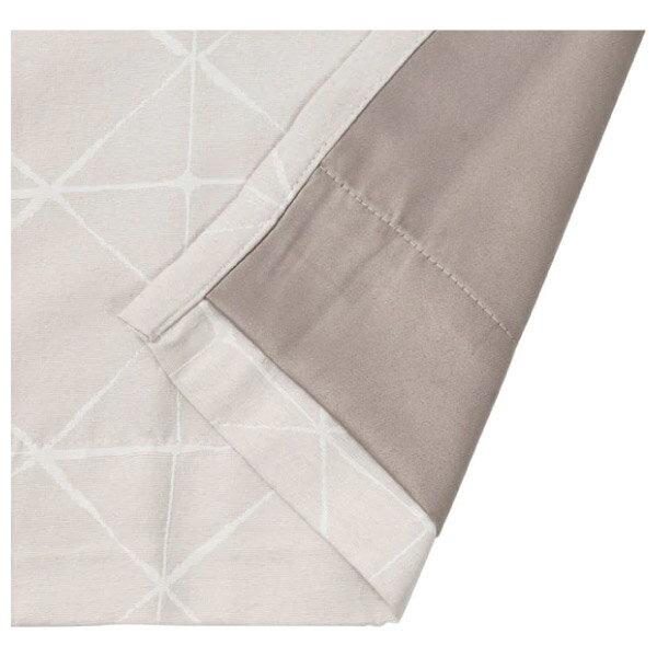 遮光隔熱窗簾 CROSS IV 150×178×1 NITORI宜得利家居 5