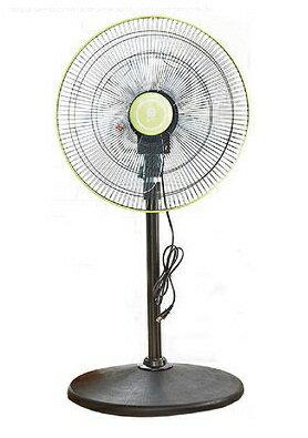 【晶工】18吋360度八方吹超循環涼風電扇《LV-1868》