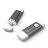 【0501-0531刷卡最高回饋1500元刷卡金】【亞果元素】iKlips iOS系統行動碟 32GB 灰色 for iPhone - 限時優惠好康折扣