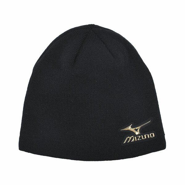 日本同步限量MIZUNO PRO 針織帽12JW5B0109 (黑)【美津濃MIZUNO】