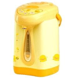 【超值特價$2480】台灣【黃色小鴨】PiYO PiYO 微電腦多功能調乳器3.8L