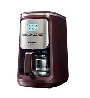永佳電器:Panasonic國際牌全自動美式咖啡機NC-R600附送高級咖啡豆一包