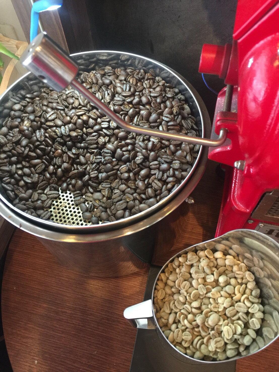 【玫瑰咖啡】 葉門瑪塔莉咖啡豆  1.0磅(中焙)