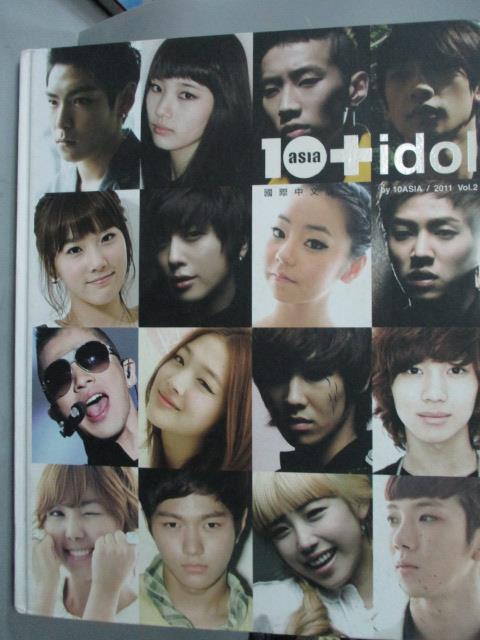 【書寶 書T5/寫真集_WDI】10 idol 國際中文版_黃盟凱
