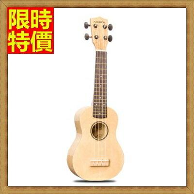烏克麗麗  ukulele-夏威夷吉他21吋椴木合板四弦琴弦樂器69x28【獨家進口】【米蘭精品】