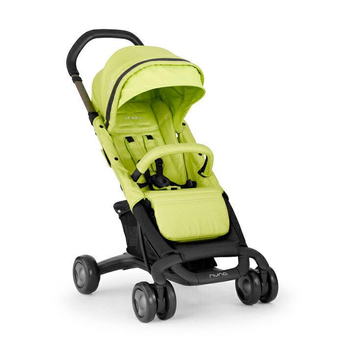 NUNA - Pepp Luxx時尚推車 (蘋果綠) 加贈原廠贈品!