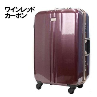 日本 LEGEND WALKER 6700-66-27吋 鋁框輕量剎車箱 碳纖紫