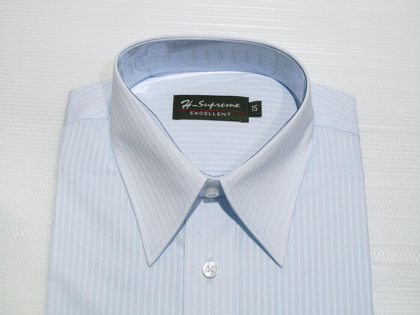 腰身剪裁正式襯衫 直條紋襯衫 舒適標準襯衫 面試襯衫 上班族襯衫 商務襯衫 長袖襯衫 不皺免燙襯衫 (322-3794)淺藍直條紋、(322-3795)淺灰直條紋 領圍:15~18英吋 [實體店面保障] sun-e322 2