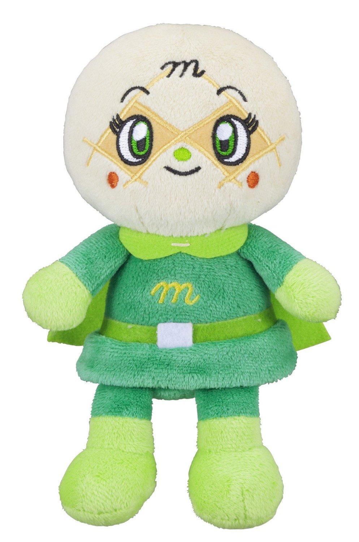 【真愛日本】15072300019 經典絨毛娃S-蜜瓜超人 Anpanman 麵包超人 絨毛娃 娃娃 玩具 擺飾  預購商品