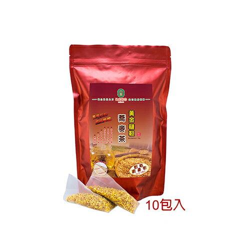 健康朝陽 黃金韃靼蕎麥茶(8g/10入) BT-10
