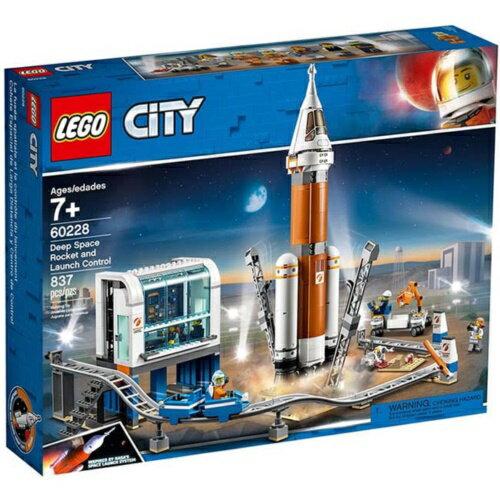 樂高LEGO 60228 City Fire 城市系列 - 重型火箭及發射控制 - 限時優惠好康折扣