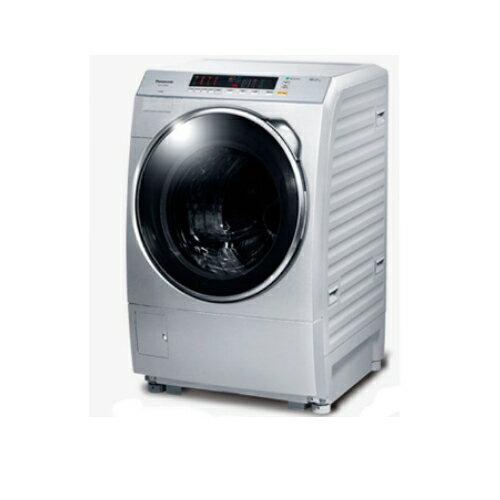 全館回饋10%樂天點數★【Panasonic 國際牌】14公斤變頻洗脫斜取式滾筒洗衣機(NA-V158DW-L)