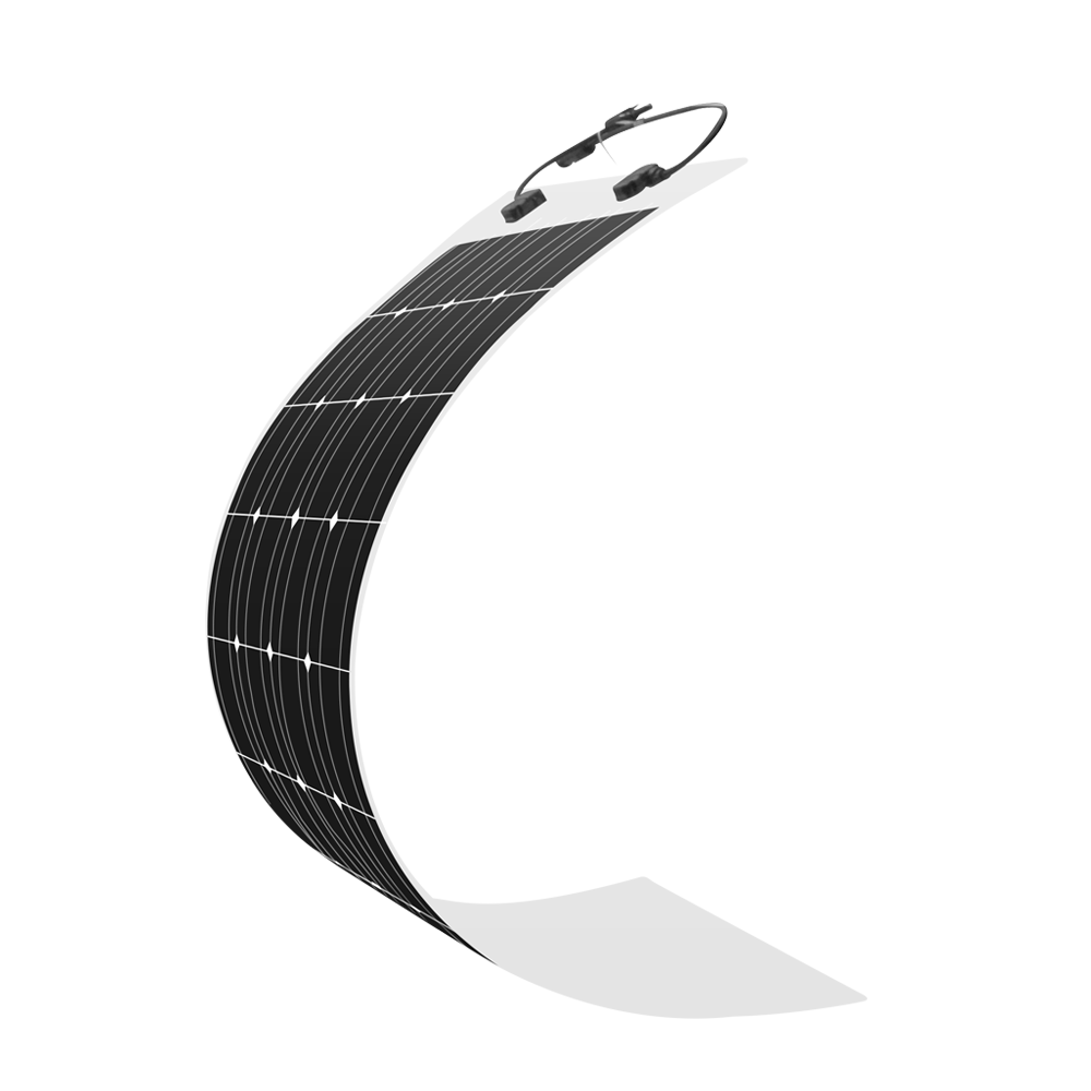 Renogy 100 Watt 12 Volt Flexible Monocrystalline Solar Panel 1