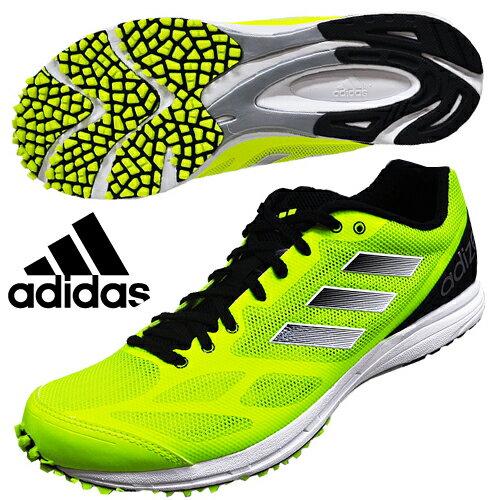 日本必買 免運/代購-愛迪達adidas adizero feather RK 2/男式慢跑鞋/bb6445。共1色