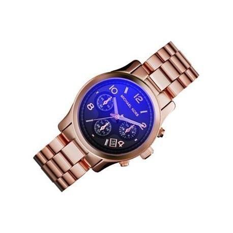 【限時8折 全店滿5000再9折】Michael Kors MK 迷幻漸層湛藍變色三眼腕錶手錶 MK5940 美國Outlet 美國正品代購 3