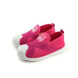 Hello Kitty 懶人鞋 童鞋 桃紅色 中童 童鞋 718771 no776