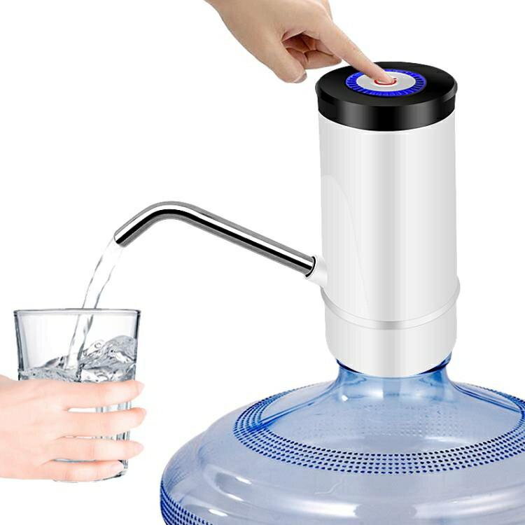抽水器 桶裝水抽水器家用飲水機礦泉水電動按壓上水器純凈水桶自動吸水泵 娜娜小屋