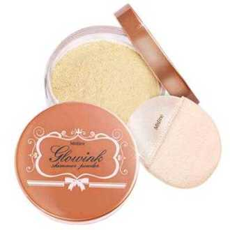 【泰國Mistine】glowink shimmer powder 珠光蜜粉