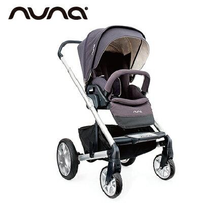 【超值下殺65折】荷蘭【Nuna】MIXX 三合一雙向嬰幼兒手推車(灰紫色)