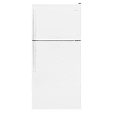 【Whirlpool 惠而浦】 WRT148FZDW 上下門電冰箱 (白色 )