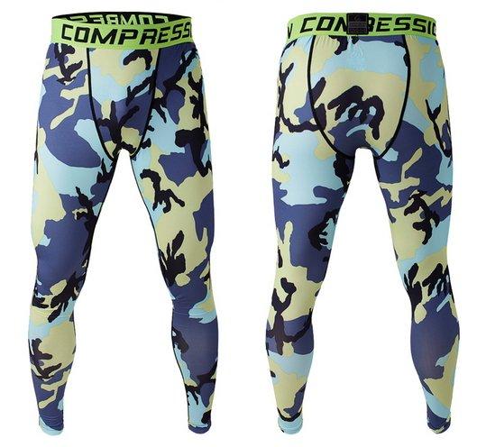 英國 高級 運動 壓力褲 跑腿褲 訓練 打底褲 閃電 3D 合身 貼身褲 運動褲 跑步 打球 健身 專用