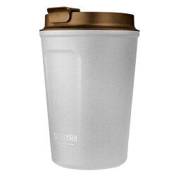 【康鄰超市】仙德曼 316咖啡直飲保溫杯(LL362) 360ml