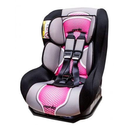 【悅兒園婦幼生活館】NANIA 納尼亞 0-4歲安全汽座-粉紅色 (FB00292)