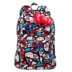 【Loungefly】Hello Kitty聯名款-牛奶凱蒂後背包LFSANBK0264《品文創》