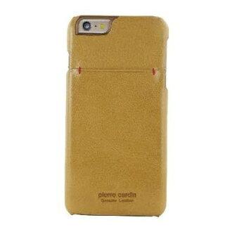 *╯新風尚潮流╭* 皮爾卡登 三星 SAMSUNG NOTE 5 真皮手機殼 保護殼 皮套 黃 P02-N5-Y