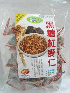 《小瓢蟲生機坊》琦順 - 黑糖紅麥仁220公克/包