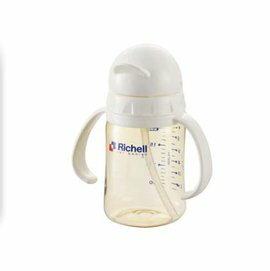 Richell利其爾 - PPSU吸管型哺乳瓶 200ml 0